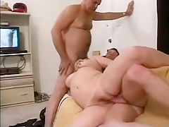 Amazing Homemade movie with Mature, Double Penetration scenes