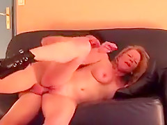 Fabulous Amateur video with Brunette, Big Dick scenes