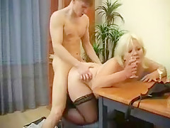 Best Amateur movie with Blonde, Fetish scenes