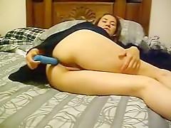 Incredible Amateur video with Masturbation, Solo scenes