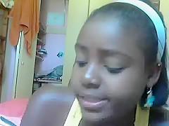 Amazing Amateur movie with Webcam, College scenes