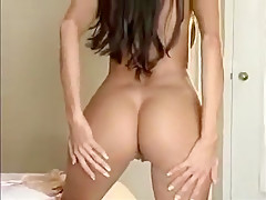 Exotic Homemade video with Latina, Shaved scenes