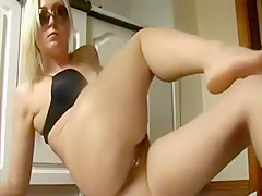 Fabulous Amateur record with Webcam, Hairy scenes