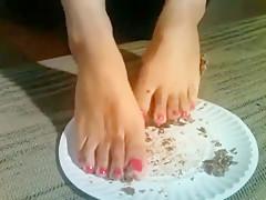 Amazing Amateur clip with Amateur, Foot Fetish scenes
