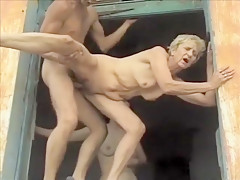 Fabulous Amateur video with Group Sex, Outdoor scenes