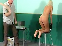 Hottest Amateur movie with Spanking, Big Tits scenes