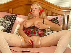 Incredible Homemade video with Stockings, Toys scenes