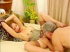 Crazy Homemade video with Stockings, Lingerie scenes