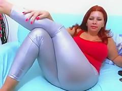 Horny Amateur clip with Big Tits, Redhead scenes