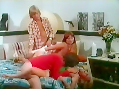 Best Homemade movie with Group Sex, Vintage scenes