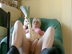 Horny Amateur video with Masturbation, Solo scenes