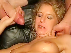 Incredible Homemade movie with MILF, Blowjob scenes