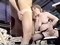 Horny Homemade video with Vintage, Stockings scenes