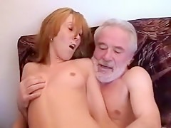 Exotic Homemade record with Small Tits, Young/Old scenes