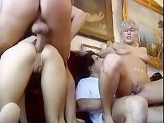 Fabulous Homemade movie with Group Sex, MILF scenes