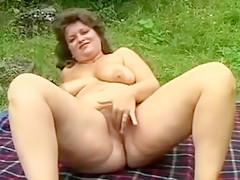 Crazy Amateur video with Solo, Mature scenes