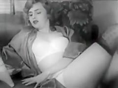 Crazy Amateur record with Vintage, Lesbian scenes