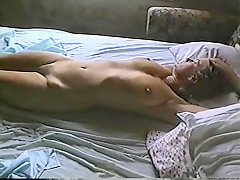 Amazing Amateur movie with Hairy, Solo scenes