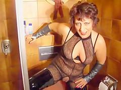 Exotic Homemade video with Masturbation, Lingerie scenes