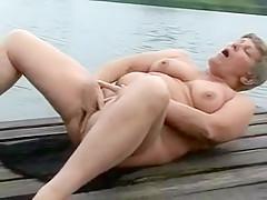 Exotic Homemade video with Big Tits, Masturbation scenes