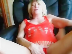 Fabulous Amateur record with Grannies, Fingering scenes