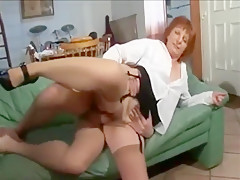 Crazy Homemade clip with Fetish, Grannies scenes