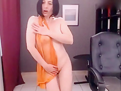 Incredible Homemade video with Softcore, Webcam scenes