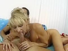 Exotic Amateur video with Big Dick, Big Tits scenes