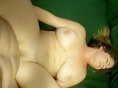 Hottest Amateur clip with BBW, POV scenes
