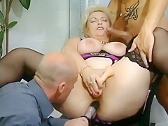 Amazing Homemade video with Fetish, Big Tits scenes