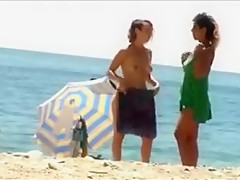 Fabulous Amateur record with Beach, Big Tits scenes