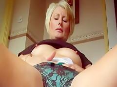 Crazy Amateur movie with Big Tits, Panties and Bikini scenes