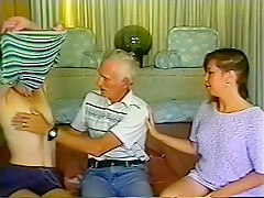 Hottest Amateur record with Young/Old, Cunnilingus scenes