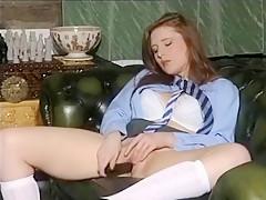 Horny Amateur movie with Masturbation, Toys scenes