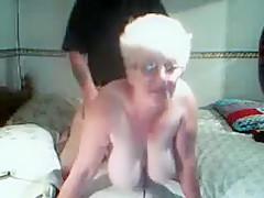 Horny Amateur clip with Big Tits, Webcam scenes