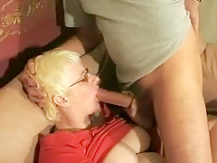 Exotic Homemade movie with Cunnilingus, Mature scenes