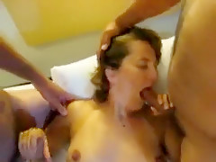 Fabulous Homemade video with Threesome, Mature scenes