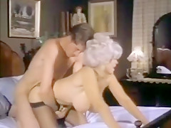 Crazy Amateur movie with Stockings, Compilation scenes