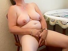 Crazy Amateur video with Big Tits, Mature scenes
