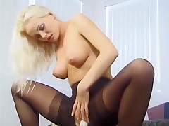 Best Homemade record with Blonde, Fetish scenes