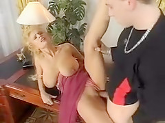 Fabulous Homemade clip with Big Tits, Cunnilingus scenes