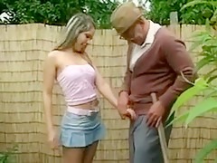 Horny Homemade video with Girlfriend, Outdoor scenes