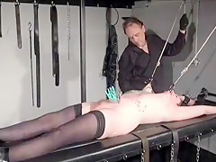 Hottest amateur Fetish, BDSM adult clip