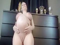 Amazing homemade Solo, Big Tits xxx video