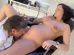 Crazy homemade Fetish, Pregnant porn clip
