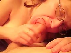 Exotic Amateur clip with POV, Blowjob scenes
