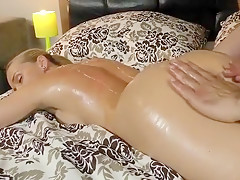 Amazing Homemade clip with Massage, Ass scenes