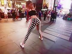 Incredible Amateur clip with Ass, Twerk scenes