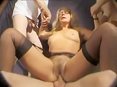 Exotic Amateur video with Group Sex, Fetish scenes