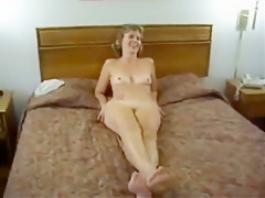 Naked wife small tits